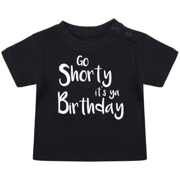 IT'S YA BIRTHDAY BABY T-SHIRT