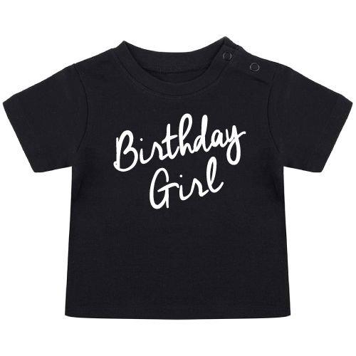 KIDZ DISTRICT BIRTHDAY GIRL BABY T-SHIRT