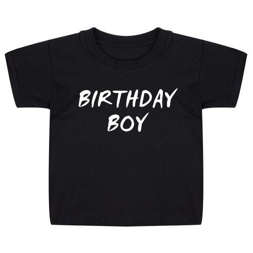 KIDZ DISTRICT BIRTHDAY BOY KIDS T-SHIRT
