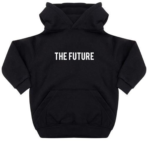 KIDZ DISTRICT THE FUTURE KIDS HOODIE