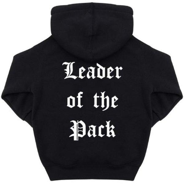 LEADER OF THE PACK KIDS HOODIE