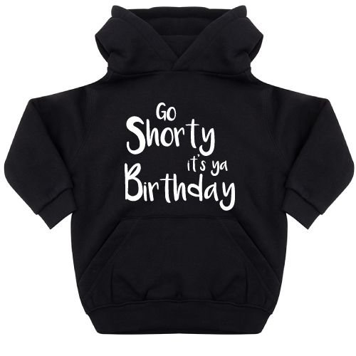 KIDZ DISTRICT IT'S YA BIRTHDAY KIDS HOODIE
