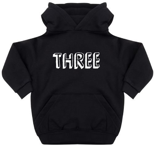 KIDZ DISTRICT AGE BIRTHDAY KIDS HOODIE