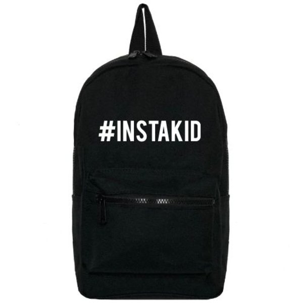 #INSTAKID BACKPACK