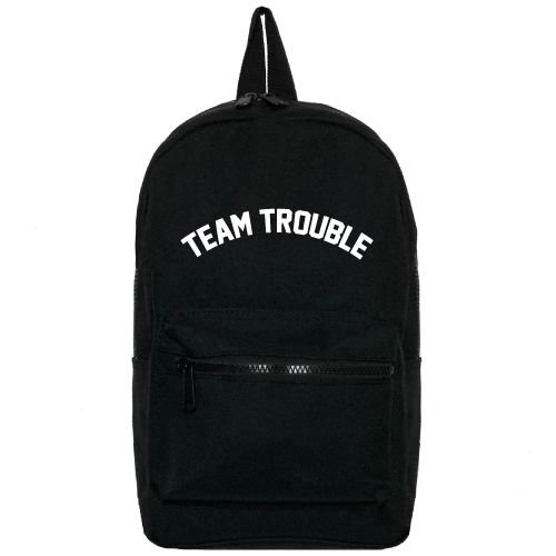 KIDZ DISTRICT TEAM TROUBLE BACKPACK