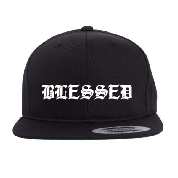 BLESSED SNAPBACK