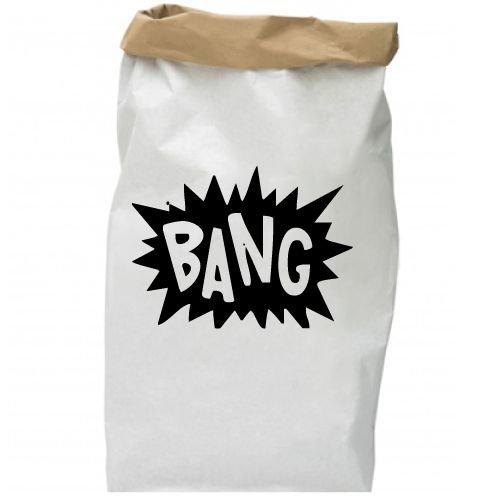 KIDZ DISTRICT BANG PAPER BAG