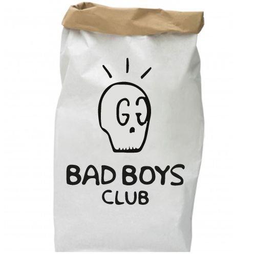 KIDZ DISTRICT BAD BOYS CLUB PAPER BAG