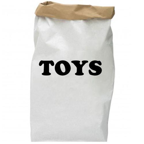 KIDZ DISTRICT TOYS PAPER BAG