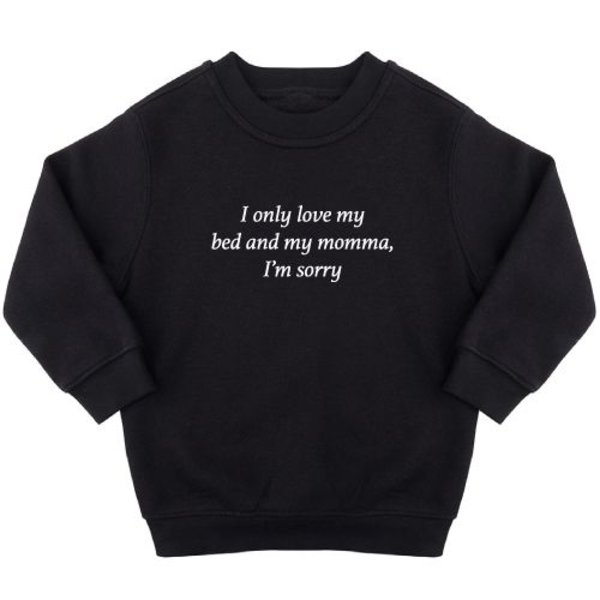 I'M SORRY SWEATER