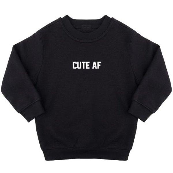 CUTE AF SWEATER