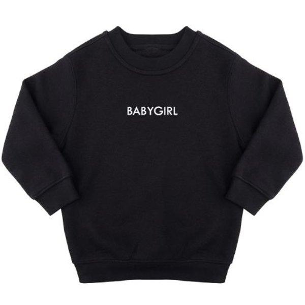 BABYGIRL SWEATER