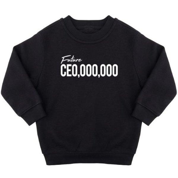 FUTURE CEO SWEATER