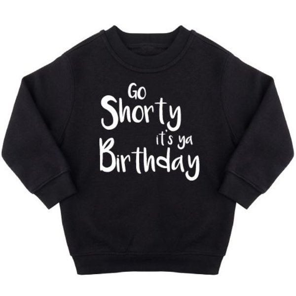 IT'S YA BIRTHDAY SWEATER