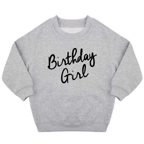 KIDZ DISTRICT BIRTHDAY GIRL SWEATER