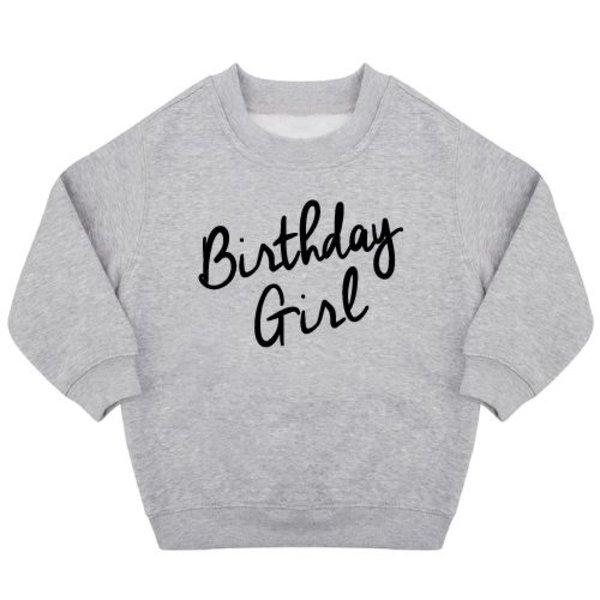 BIRTHDAY GIRL SWEATER