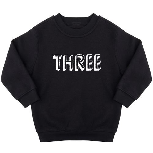 KIDZ DISTRICT AGE BIRTHDAY SWEATER