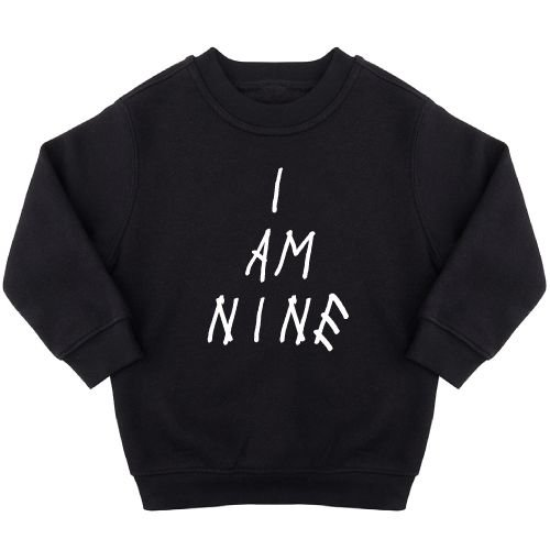 KIDZ DISTRICT DRIZZY BIRTHDAY SWEATER