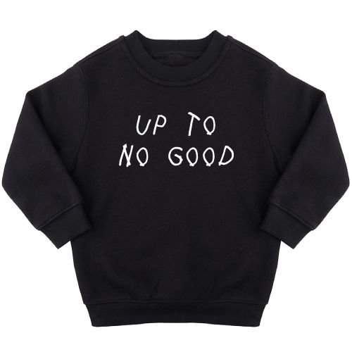 KIDZ DISTRICT UP TO NO GOOD SWEATER