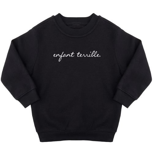 KIDZ DISTRICT ENFANT TERRIBLE SWEATER