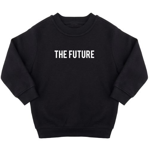 KIDZ DISTRICT THE FUTURE SWEATER