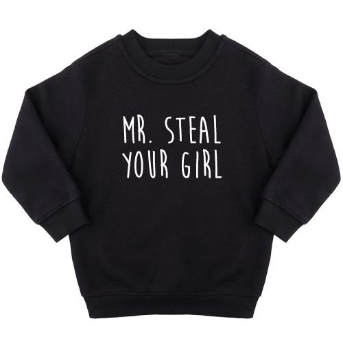 KIDZ DISTRICT MR. STEAL YOUR GIRL SWEATER