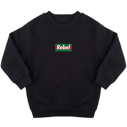KIDZ DISTRICT REBEL SWEATER