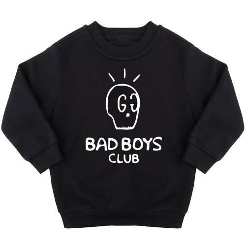 KIDZ DISTRICT BAD BOYS CLUB SWEATER