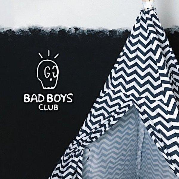 BAD BOYS CLUB MUURSTICKER