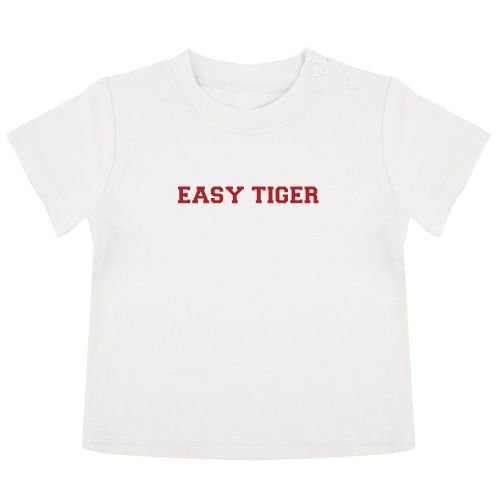 KIDZ DISTRICT EASY TIGER BABY T-SHIRT