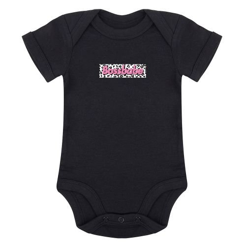 KIDZ DISTRICT BOSSBABE BOX ROMPER