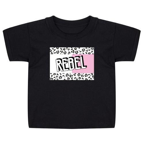 KIDZ DISTRICT REBEL BLOCK KIDS T-SHIRT
