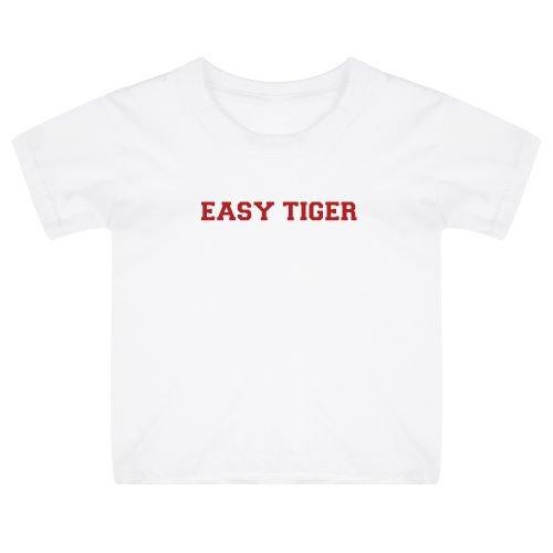 KIDZ DISTRICT EASY TIGER KIDS T-SHIRT