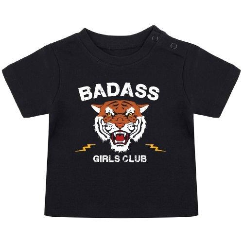 KIDZ DISTRICT BADASS GIRLS CLUB BABY T-SHIRT
