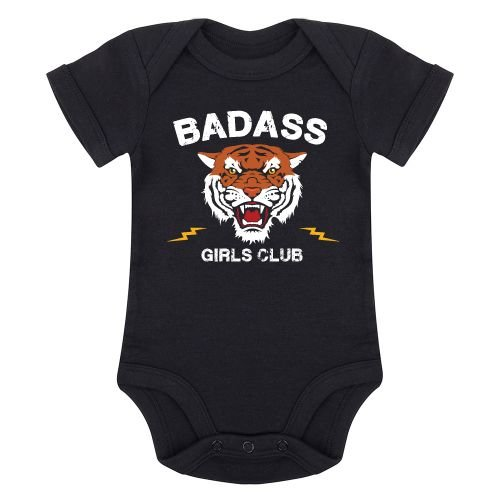 KIDZ DISTRICT BADASS GIRLS CLUB ROMPER