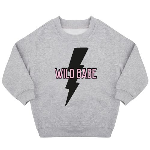 KIDZ DISTRICT WILD BABE SWEATER