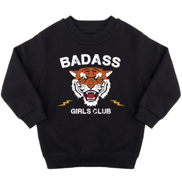 BADASS GIRLS CLUB SWEATER