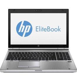 HP 8570P I5-3340M/ 4GB/ 120GB SSD/ DVDRW/ W10/ WIFI