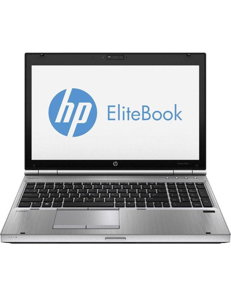 HP 8570P I5-3340M/ 8GB/ 320GB/ DVDRW/ W10/ WIFI