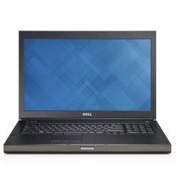 DELL M6800 I7-4710MQ/ 8GB/ 256GB+1000GB/ 17 INCH FHD/ W10