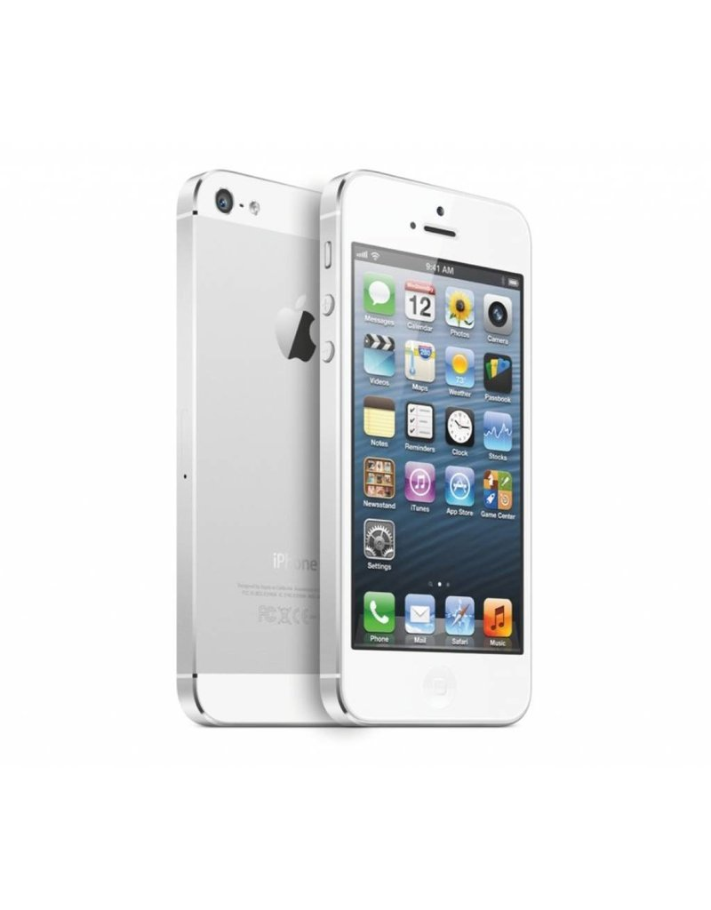 APPLE Iphone 5s 16GB Wit/Silver
