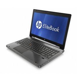 HP 8570W I7-3630QM/ 8GB/ 128GB SSD+500GB/ DVDRW/ W10/ FHD 3D