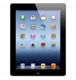 APPLE IPAD 4 A1460 16GB WIFI + CELLULAR ZWART
