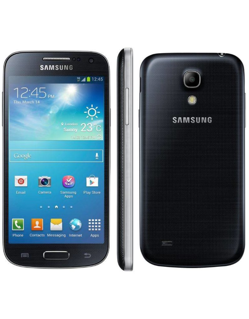 SAMSUNG GALAXY S4 MINI GT-I9595 BLACK