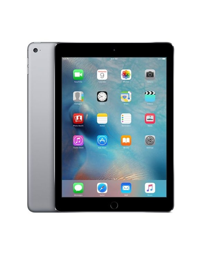 APPLE IPAD AIR 2 A1567 16GB WIFI+CELLULAR ZWART