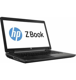 HP ZBOOK 17 I7-4800MQ/ 16GB/ 256GB SSD+750GB HDD/ 17 INCH/ W10