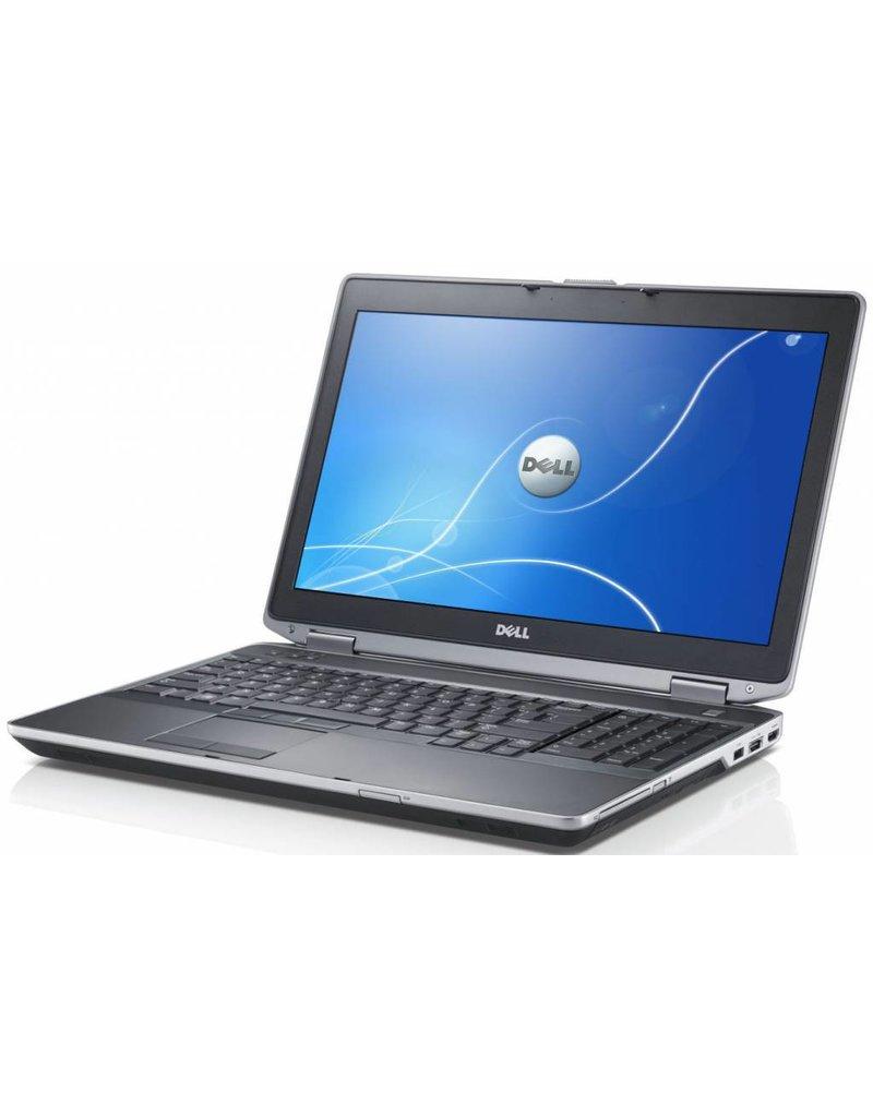 DELL E6530 I5 3210M/ 8GB/ 320GB/ DVDRW/ W10/ WIFI