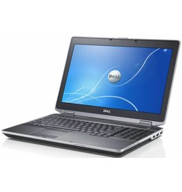 DELL E6530 I7 3520M/ 8GB/ 500GB SSHD/ DVDRW/ W10/ WIFI