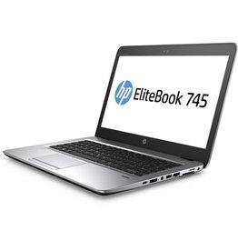 HP 745 G4 A10-8730B/ 8GB/ 256GB SSD+500GB HDD/ FHD/ W10/ WIFI