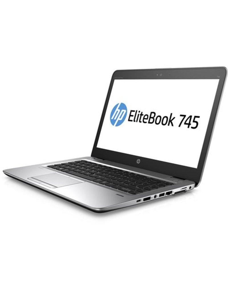 HP 745 G4 A10-8730B/ 8GB/ 256GB SSD/ FHD/ W10/ WIFI